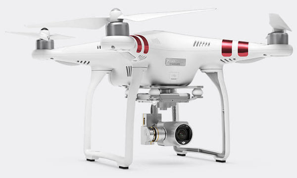 Phantom 3 Standard - Drone Shop Canada - Buy Custom UAV Packages