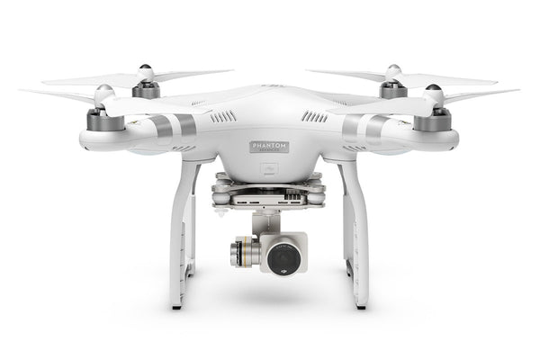 DJI Phantom 3 Advanced With Extra Battery / Hardshell Backpack Combo - Drone Shop Canada - Professional UAV Sales Repair