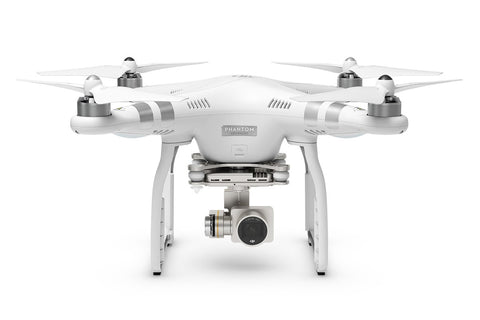 DJI Phantom 3 Advanced With Extra Battery / Hardshell Backpack - Drone Shop Canada - Professional UAV Sales Repair