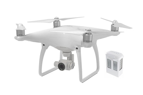 Phantom 4 Plus 1 Battery and Nanuk 945 Case
