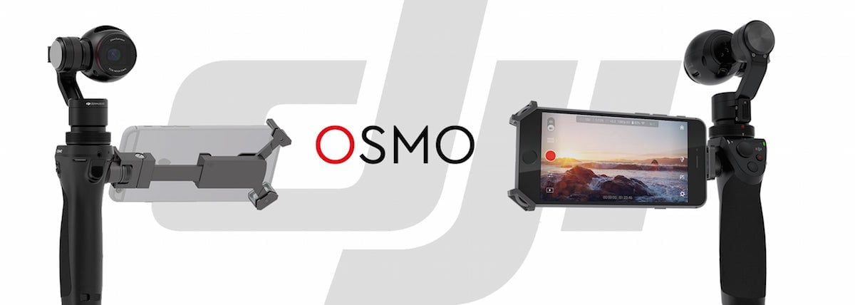 dji osmo handheld camera 4k in canada