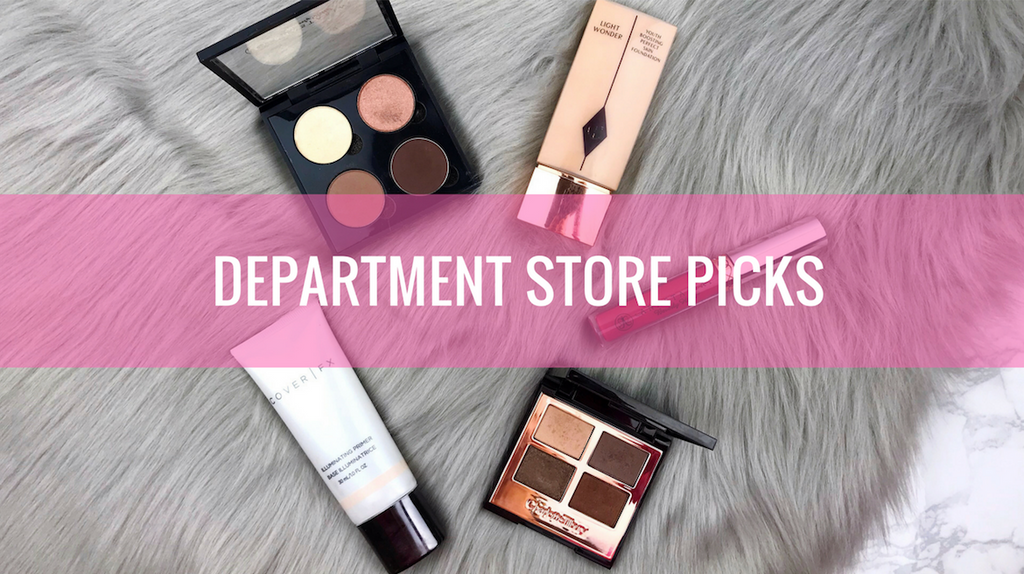 Video: Favorite Department Store Vegan & Cruelty-Free Makeup