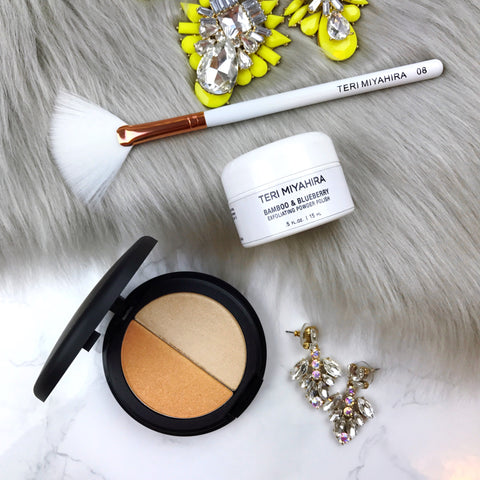 RADIANT Mini Makeover Trio Kit
