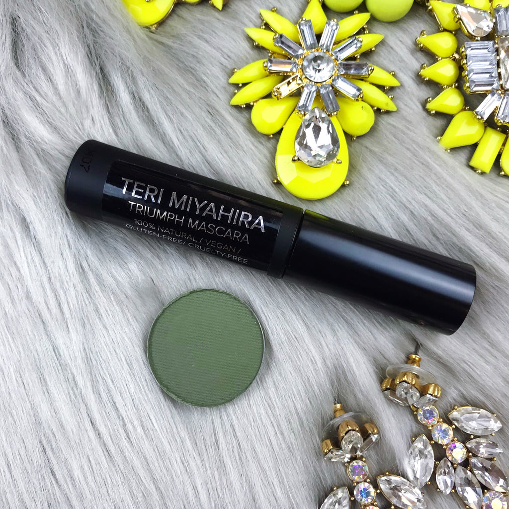 EMERALD Mascara & Makeup Duo