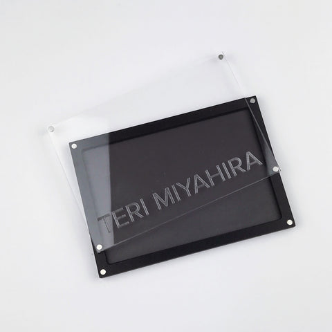 Empty Magnetic Palette (Large)