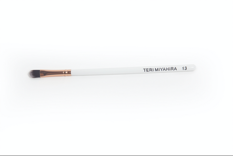 Vegan Eye Detail Brush 13 (Rose Gold)