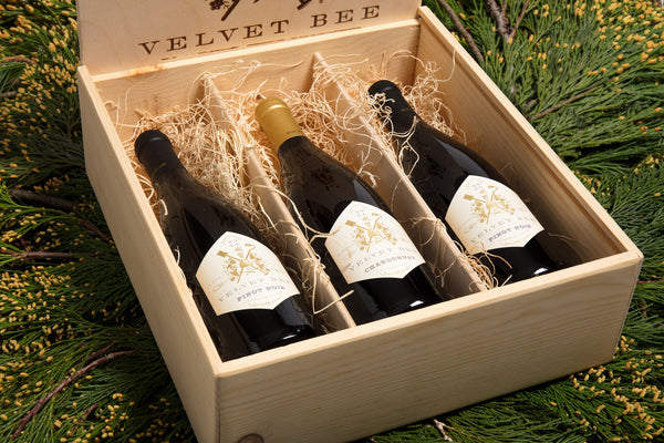 Gift Box - 3pc (wine sold separately)