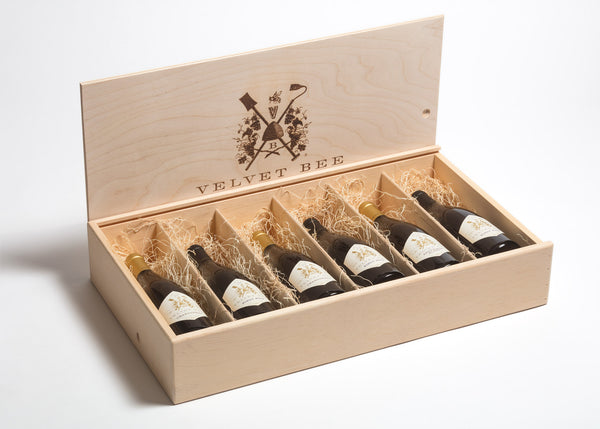 Gift Box - 6pc (wine sold separately)