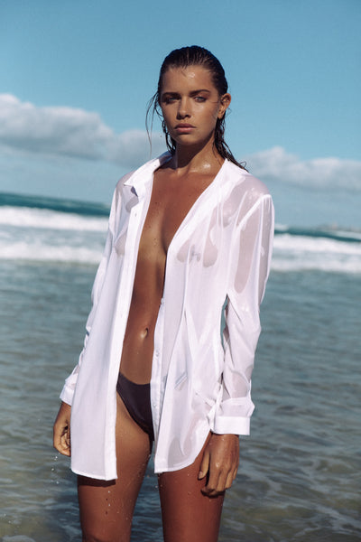THE BOYFRIEND BEACH SHIRT