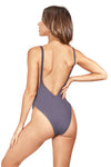 one piece swimsuit,onepiece swimwear,crawford charcoal swimsuit,iixiist swimwear