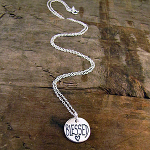 loved necklace mom pendant