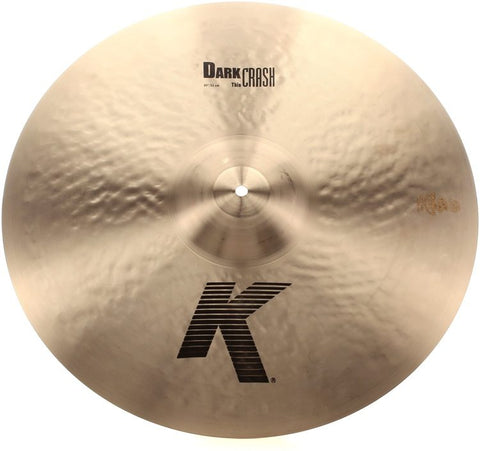 "Zildjian  18"" K Dark Thin Crash"