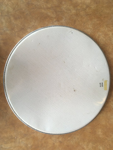 "Vintage Remo 16"" WeatherMaster Parade Batter Drum Head"