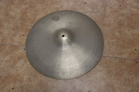 "Zildjian 18"" Crash 1960's"