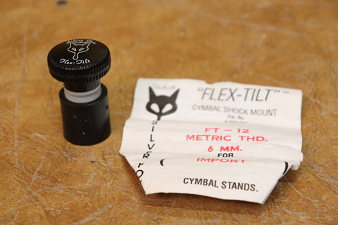 Silver Fox 6mm Flex Tilter Cymbal Shock Mount