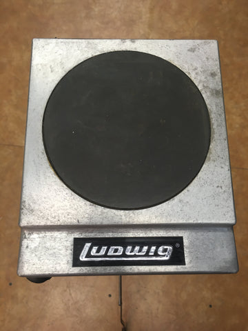 Ludwig Practice Pad w/Stand 1960's