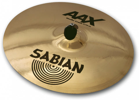 "Sabian 21506XB 15"" AAX Studio Crash *New* With 2 Year Warranty"