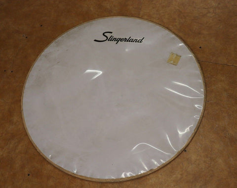 "Vintage Slingerland 32"" Bass Drum Head 1970's"