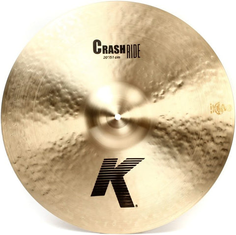 "Zildjian 20"" K Crash/Ride"