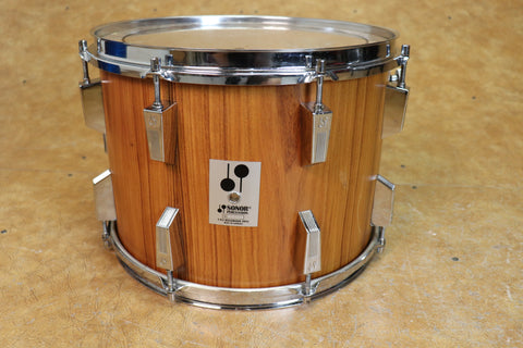 Sonor 10x14 Phonic Tom 1970's/80's Rosewood