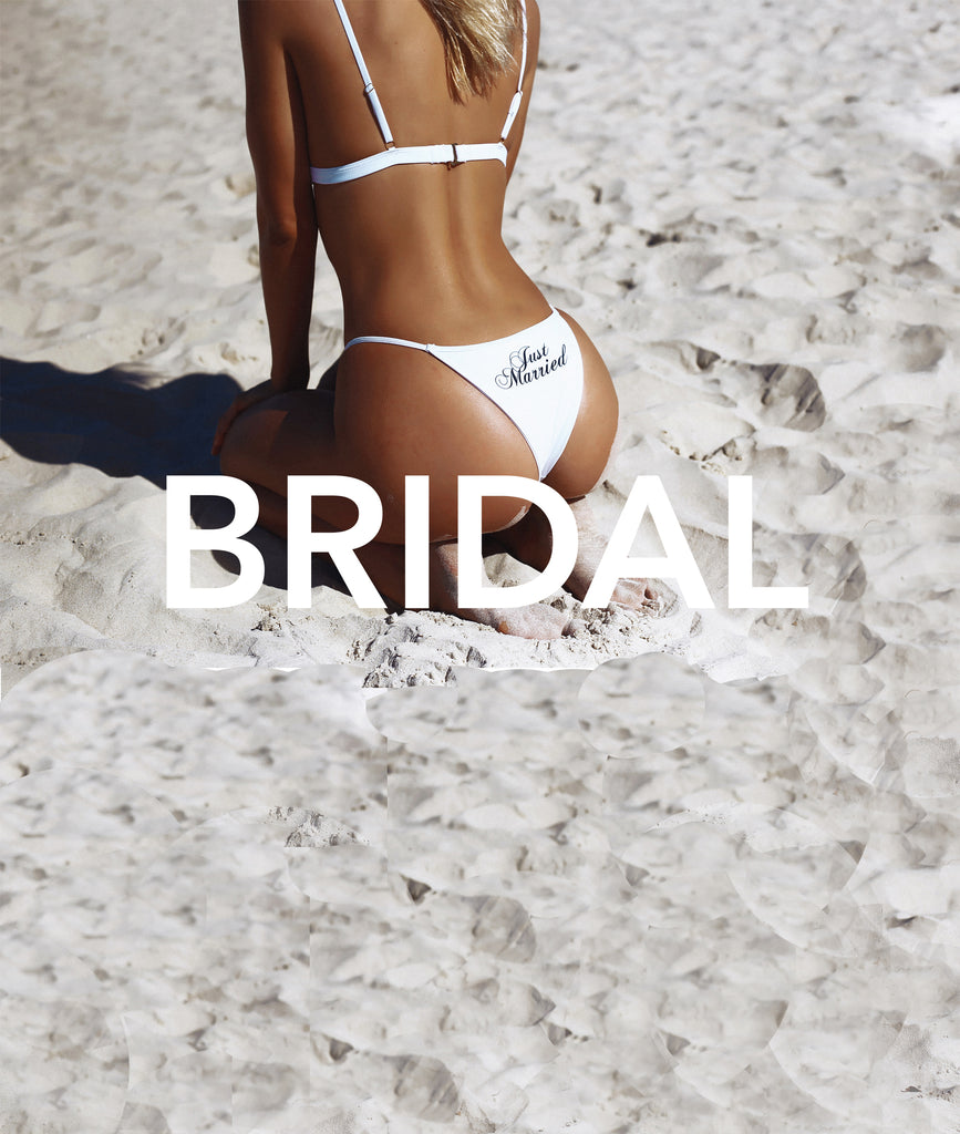 THE BRIDAL BIKINI