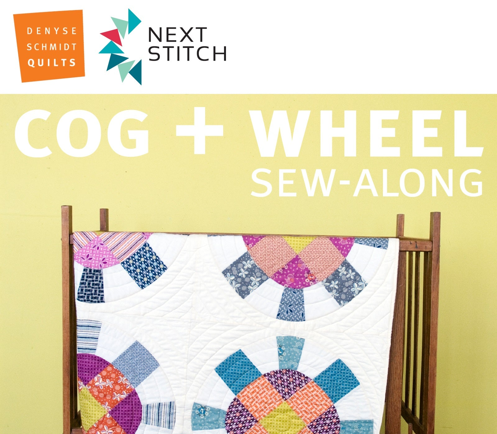 Announcing the Cog and Wheel Sew-along 2019