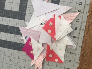 My top 3 ways to make Half Square Triangles