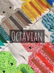 Awesome Ocean Sampler - making Octavian Octopus