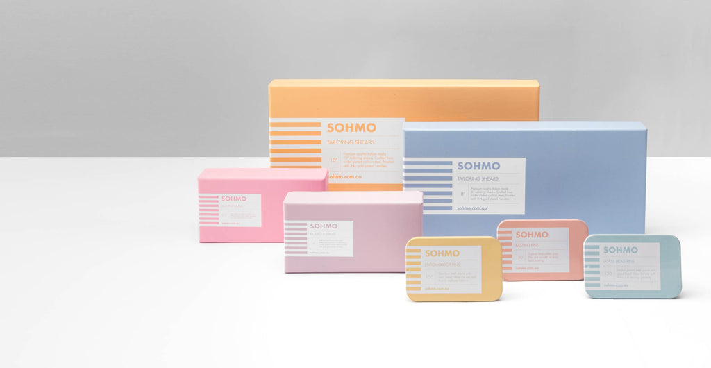 SOHMO are so much more than just pretty packaging