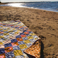 Quick Trip Quilt - Free pattern for a limited time