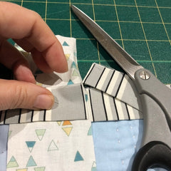 trimming binding