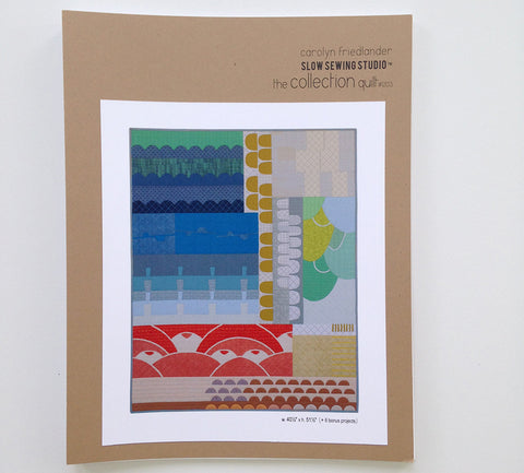 Collection Quilt block of the month