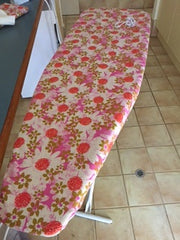the perfect fitting ironing board cover