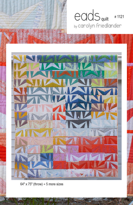 Carolyn Friedlander - Eads quilt  pattern