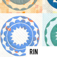 Carolyn Friedlander - Rin quilt  pattern