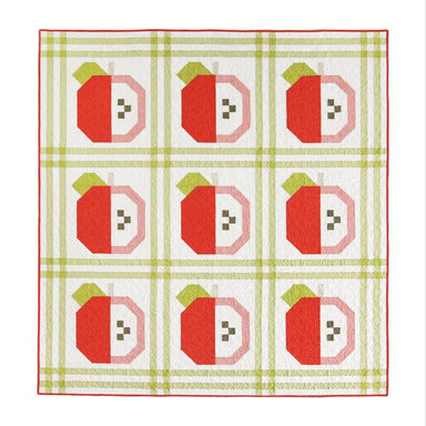 Pen + Paper Patterns - Apple Orchard quilt pattern