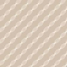 Eliana - Whistler Studios - diagonal stripe in pale taupe