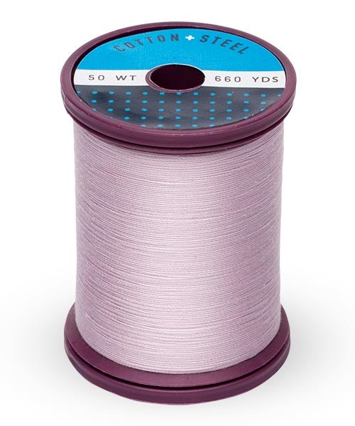 Cotton and Steel Thread by Sulky - Medium Orchid