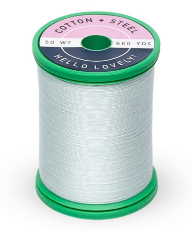 Cotton and Steel Thread by Sulky - Jade Tint