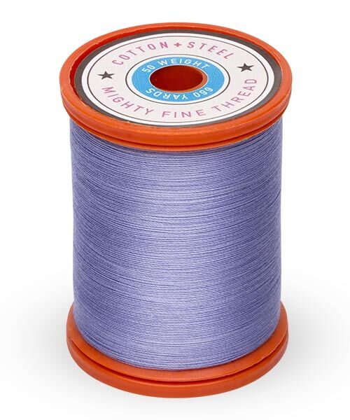 Cotton and Steel Thread by Sulky - Hyacinth 1296