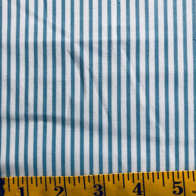 Sevenberry - Petite Basics -Mini stripe in light blue