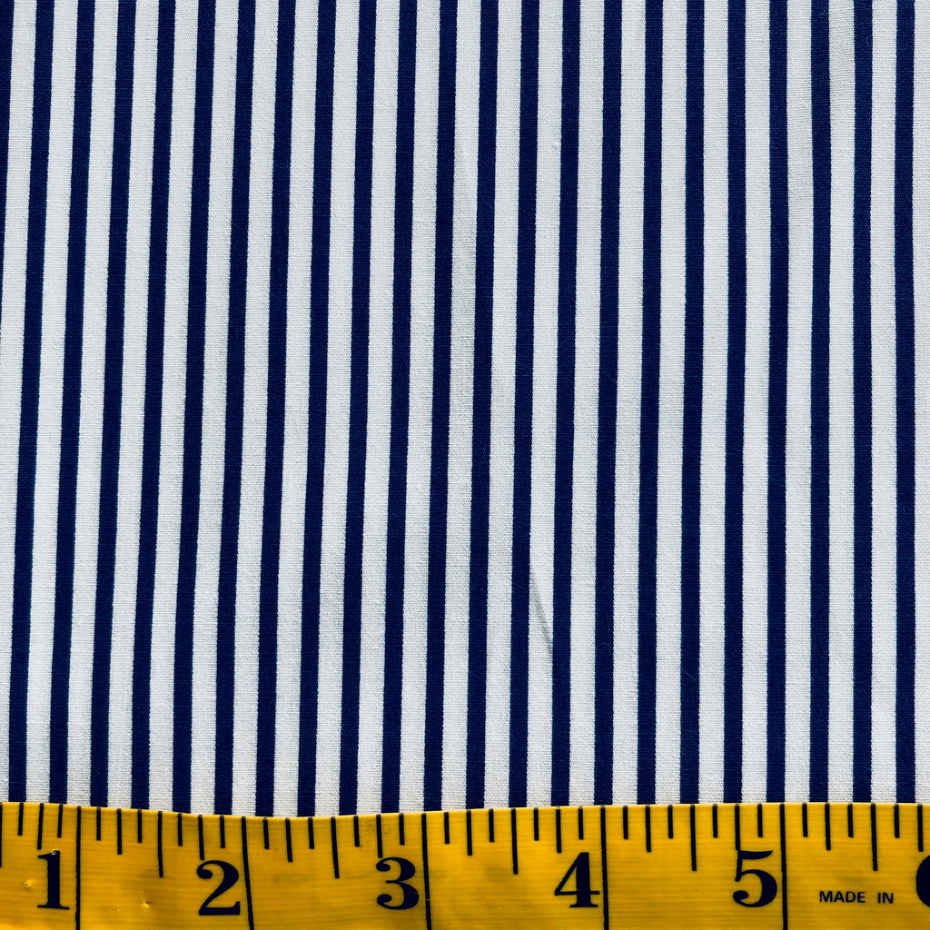 Sevenberry - Petite Basics -Mini stripe in navy
