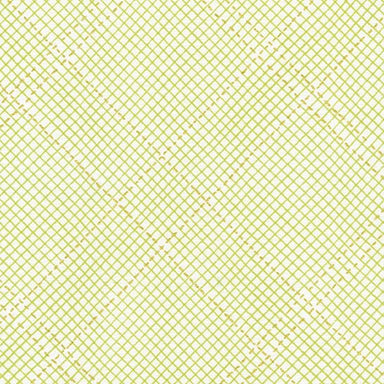 Carolyn Friedlander - Collection CF 2020 - Diamond Grid in green - The Next Stitch