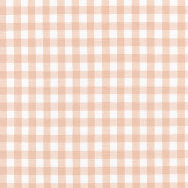 Kitchen Window Wovens - 1/2 inch gingham in lingerie