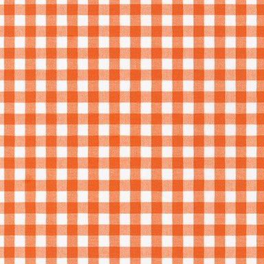 Kitchen Window Wovens - 1/2 inch gingham in Marmalade
