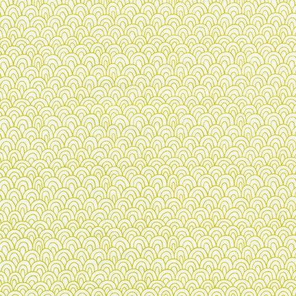Elizabeth Hartman - Library - Stacked in wasabi - The Next Stitch