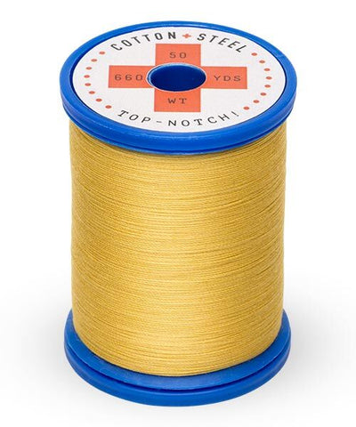 Cotton and Steel Thread by Sulky - Corn Silk