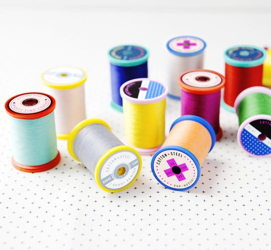 Cotton + Steel Sulky Thread Club