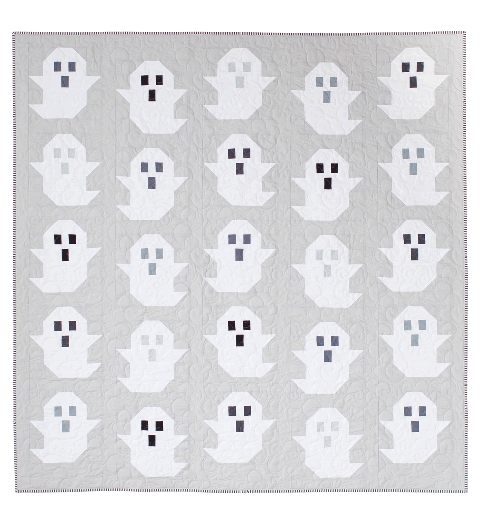 The Ghost Quilt Pattern