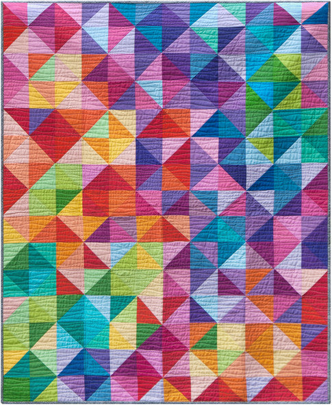 Postcards  from Sweden quilt kit